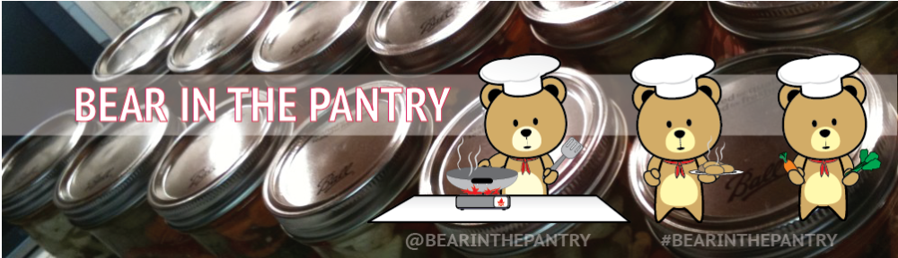 Bear In The Pantry