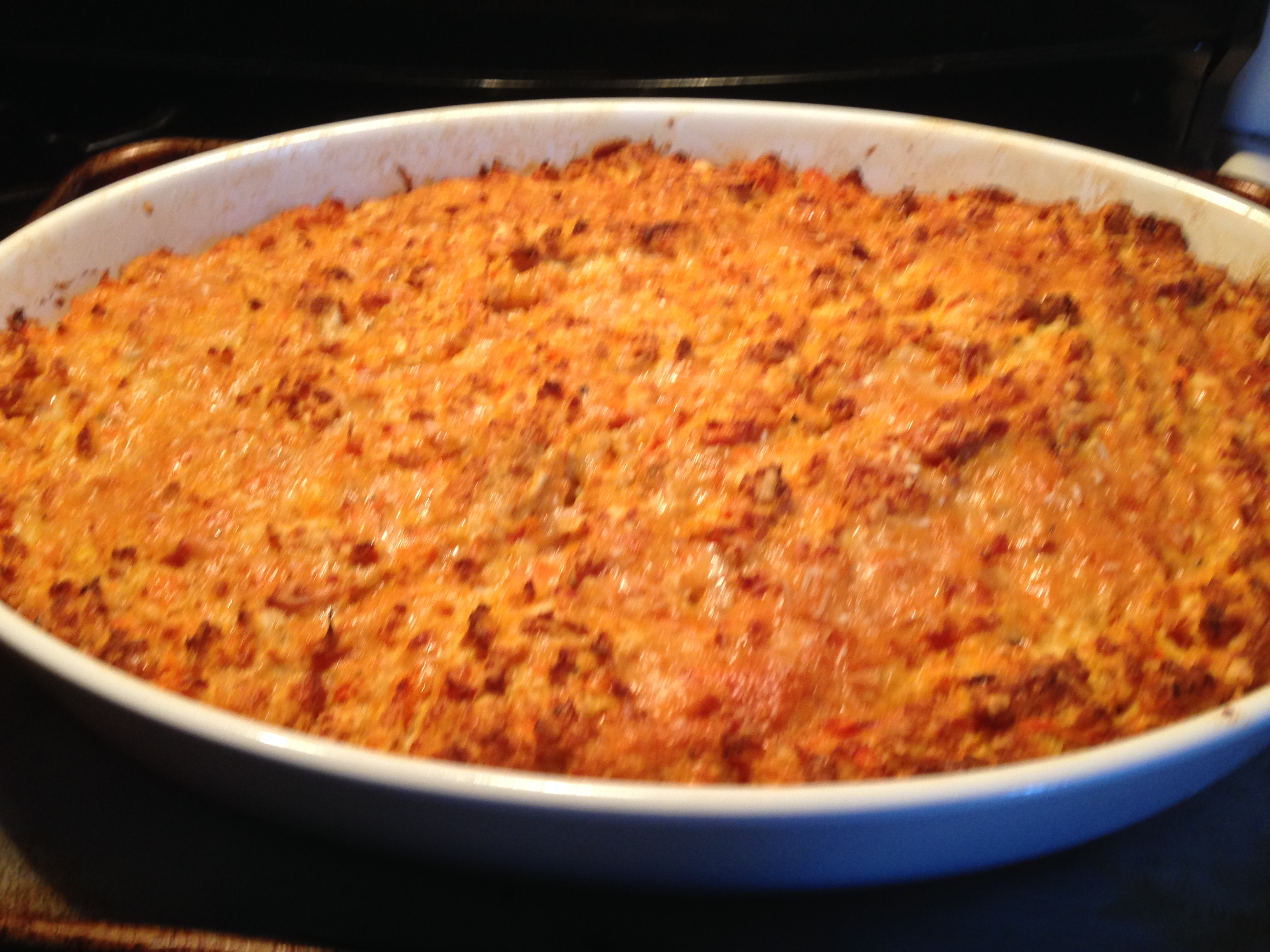 Savory Carrot Pudding Bear In The Pantrybear In The Pantry